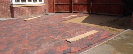 Beautiful Block Paving in Rushden